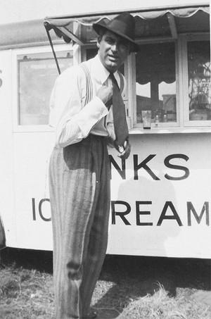Aww, Cary's getting you ice cream, Berni!