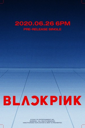 BLACKPINK excite fans with a 'coming soon' teaser for their pre-release single