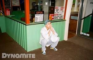 BTS Dynamite Remix Teaser Photos