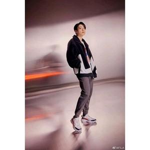 Bangtan Boys x FILA (Jungkook)