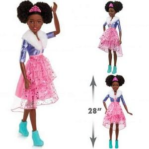 Barbie: Princess Adventure - 28 Inch 玩偶