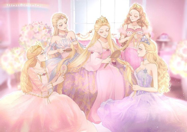 Barbie Princess