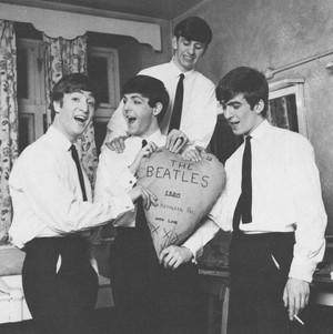 Beatles gift from a fan💖