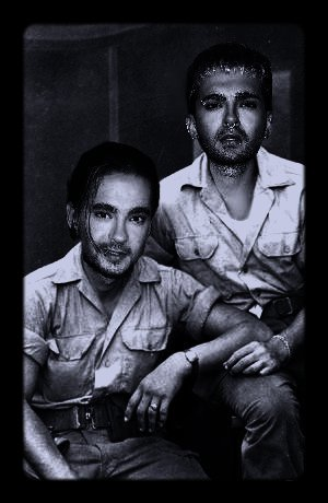 Bill Kaulitz and Tom Kaulitz