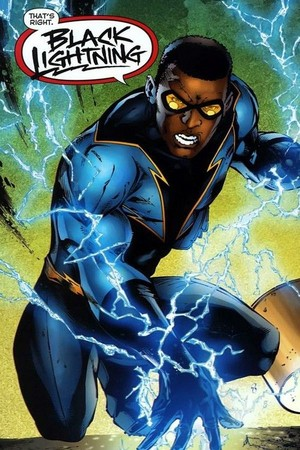 Black Lightning || Celebrating Juneteenth