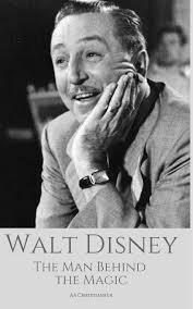 Book Pertaining To Walt Disney