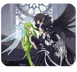 C.C. and Lelouch💖