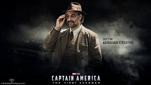 Captain America: The First Avenger - Dr. Abraham Erskine