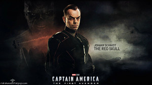 Captain America: The First Avenger -Johann Schmidt (Red Skull)