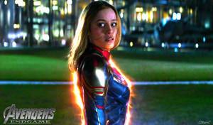 Captain Marvel -Avengers: Endgame (2019)