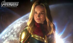 Captain Marvel - Avengers: Endgame (2019)