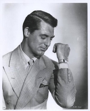 Cary Grant Watch Ad
