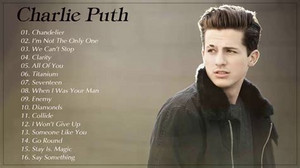 Charlie Puth - The Playlist