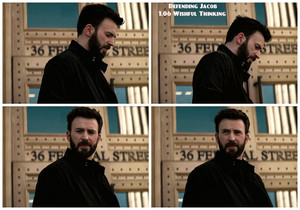 Chris Evans as Andy Barber in Defending Jacob - 1.06 Wishful Thinking