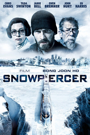 Chris Evans as Curtis in Bong Joon Ho's Snowpiercer (2013)