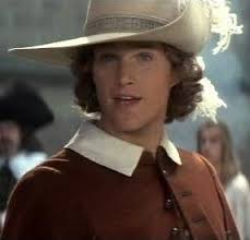 Chris O'Donnell D'Artanan The Three Musketeers