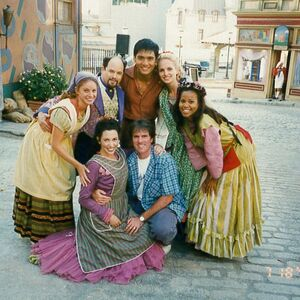 Cast Of disney cinderella 1997