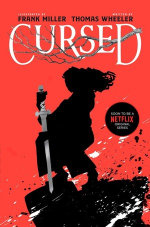 Cursed - Graphic Novel Cover