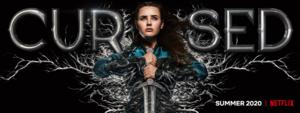 Cursed - Season 1 Banner