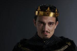 Cursed - Season 1 Portrait - Sebastian Armesto as Uther Pendragon
