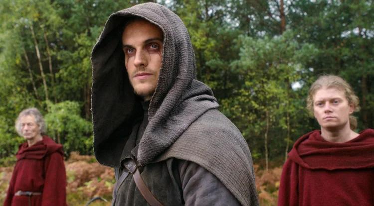 Cursed - Season 1 Still - The Weeping Monk