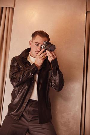Dacre Montgomery - Harper's Bazaar Kazakhstan Photoshoot - 2020