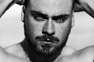 Dacre Montgomery - Josie Clough Photoshoot - 2019