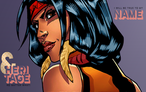 Dani Moonstar in This Is For toi