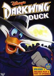 Darkwing canard On DVD
