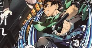 Demon slayer: Kimetsu no yaiba (Mugen Train) Official Key Visual
