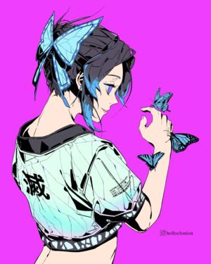 Demon slayer - Shonobu Kocho