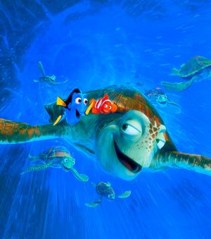 Disney•Pixar Posters - Finding Nemo