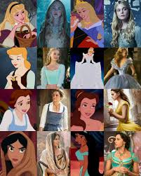 Disney Princesses Come To Life