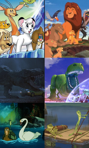 Disney copied other movies