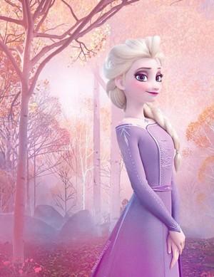 Elsa in 겨울왕국 2