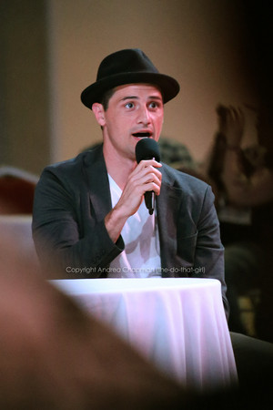 Enver at Starfury Ultimates Con - 2016