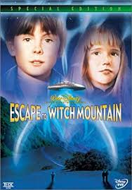 Escape To Witch Mountain On DVD