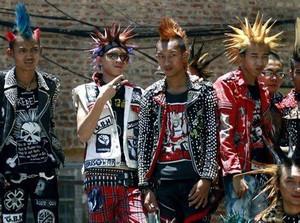 Far East Pack of Punks