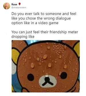 Friendship Meter