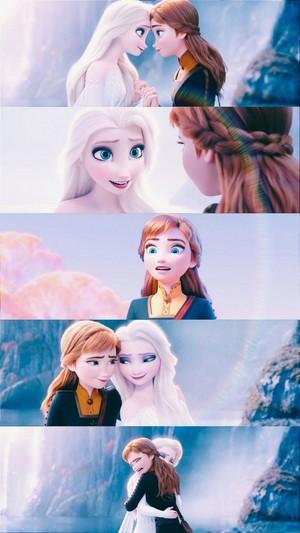 ফ্রোজেন 2: Elsa and Anna