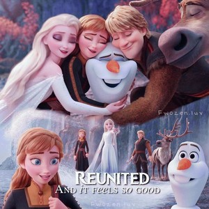 Frozen 2: Reunited
