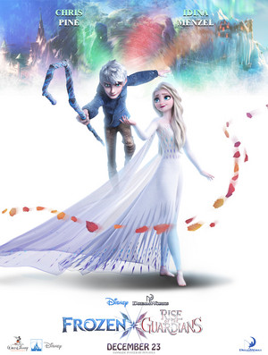 Frozen 2 / Rise of the Guardians Posters