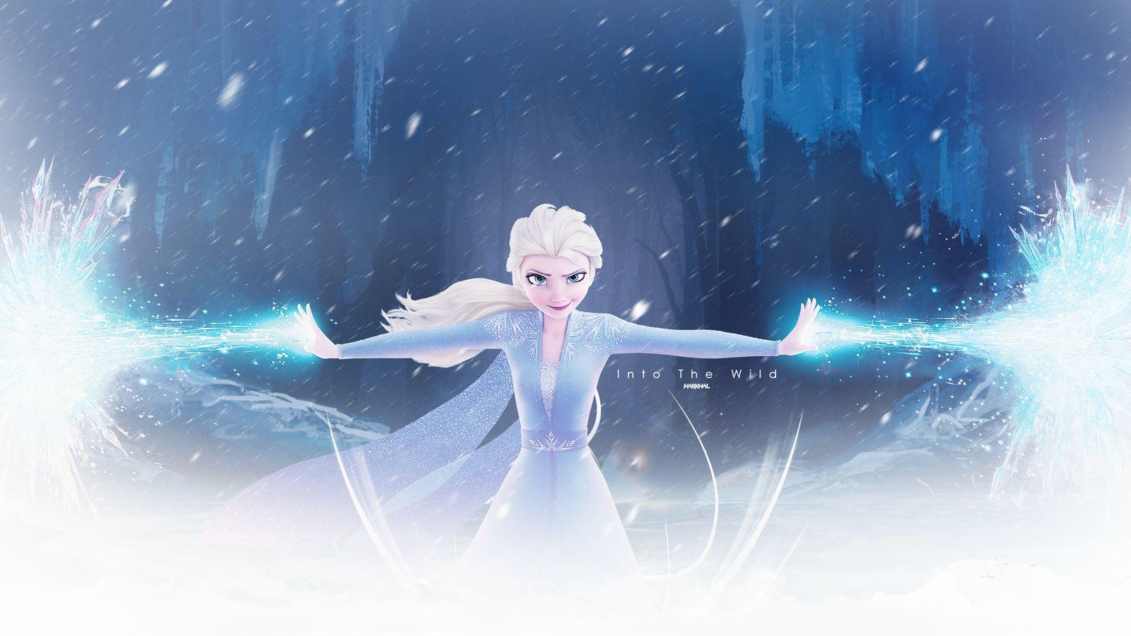 Frozen 2 wallpaper