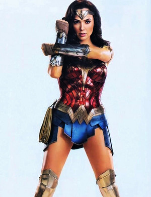 Gal Gadot as Diana Prince in Wonder Woman 1984 (2020)