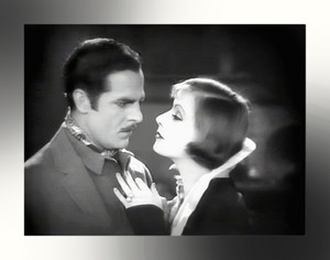 Greta Garbo ~ Antonio Moreno ~ The Temptress
