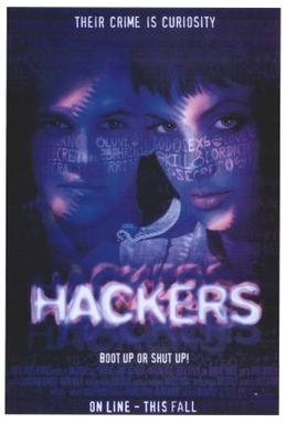 Hackers 1995 Movie Poster