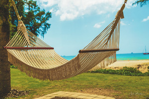 Hammock da the spiaggia [Summer]