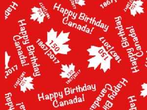 Happy Birthday Canada!
