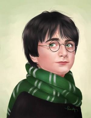 Harry Potter پرستار art
