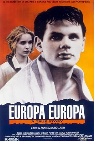 Hitlerjunge Salomon (Europa Europa) 1990 - Ein Kino Filmplakat